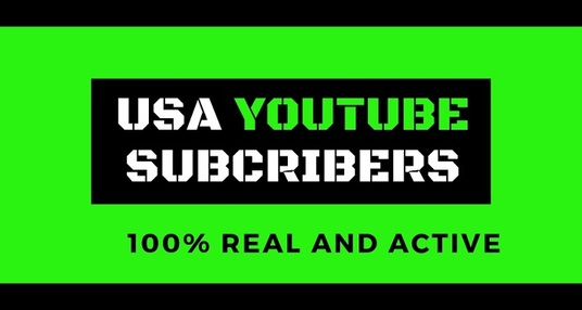 I will provide you 1000+  USA  you tube subscribers