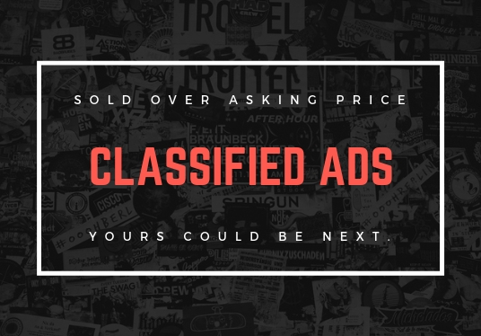 I will post your ad on 50 classified ad websites