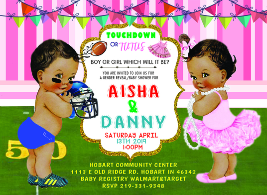 I will design beautiful Birthday Invitations for Kids
