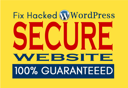 I will Secure Your Website And Hack Protect