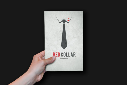 I will Design A Simple And Elegant Book Cover