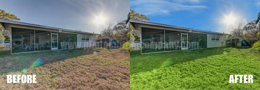 I will Edit Professionally And Retouch Real Estate Photos in Adobe Photoshop