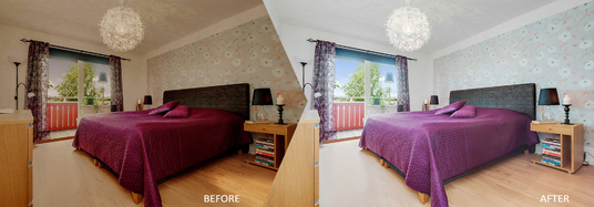Edit Professionally And Retouch Real Estate Photos in Adobe Photoshop