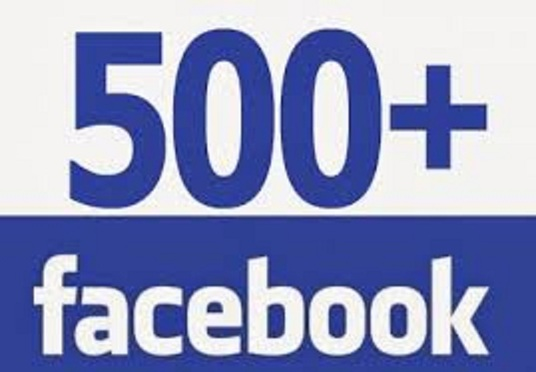 I will Add 500+ Guaranteed Real Facebook Likes to your FanPage without Admin access