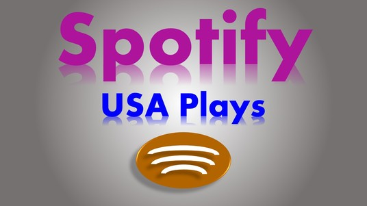I will Add 1500+ USA Spotify ORGANIC Plays, Real & Active Users Guaranteed