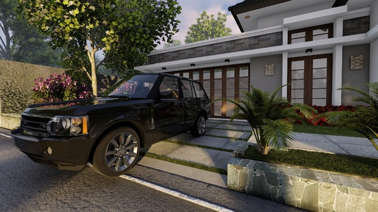 I will create exterior renders