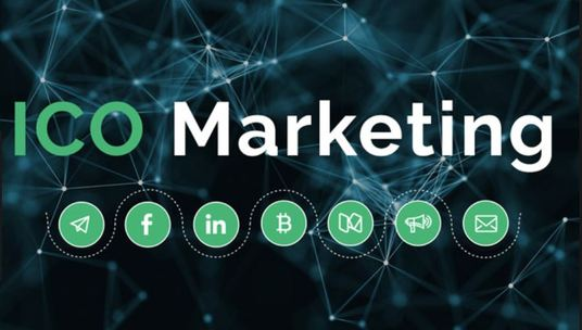 I will do ico marketing and ico promotion