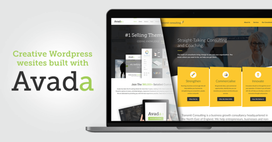 install and customize WordPress Avada theme