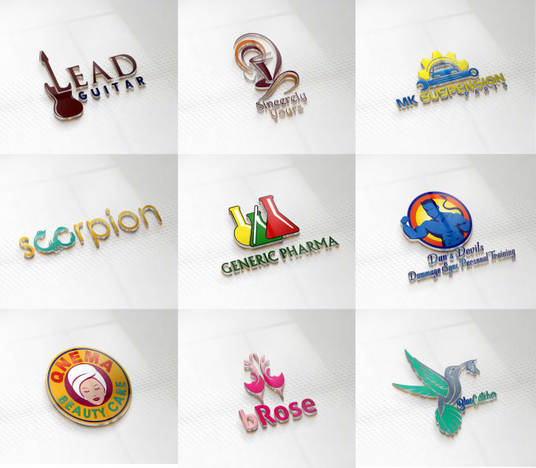 I will Design A Creative Logo With Unlimited Revisions