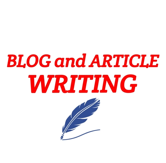 I will write good quality content for your blogs and articles