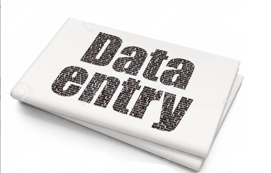 I will do data entry, copy-paste, form-filling and pdf to word or excel with 100% accuracy.