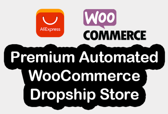 create aliexpress woocommerce website dropshipping store