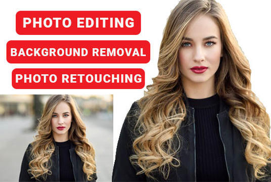I will do background Removal from 15 photos