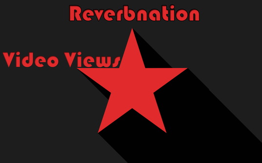 I will Provide +5000 Reverbnation Video Views