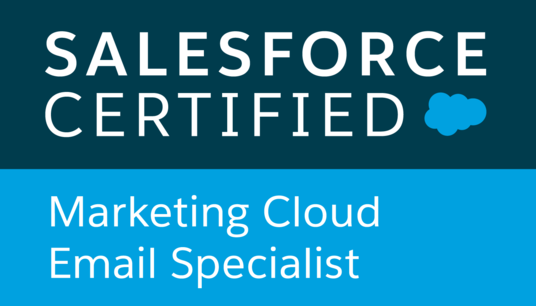 I will Be Your Salesforce Marketing Cloud Exact target Email Expert
