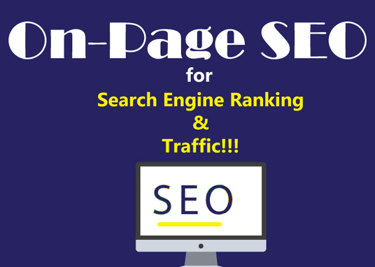 I will Do On Page SEO Optimization for Top Search Engine Ranking