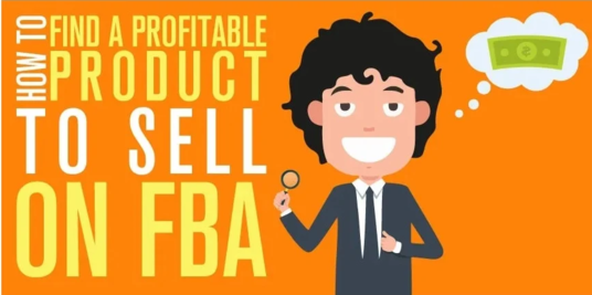 I will do amazon fba product research