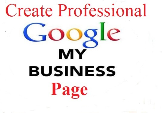 I will Create a professional Google Business  Page