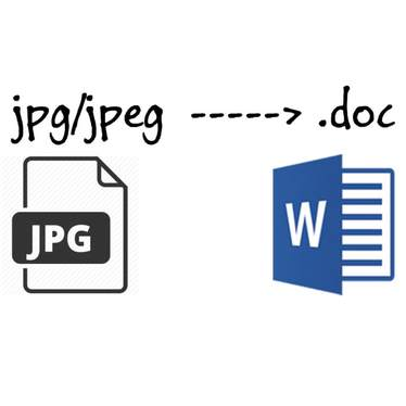 Retype And Convert Into An Editable Word Document File