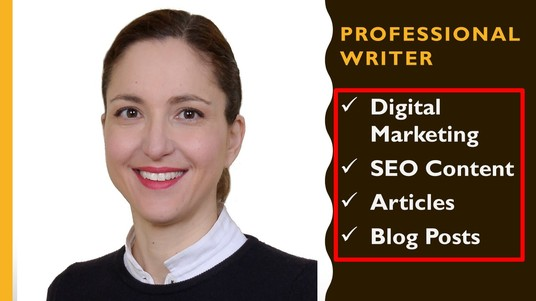 I will write excellent copy for your business up to 600 words