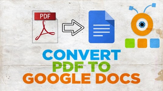 I will Convert Pdf To Google Doc Or Ms Word