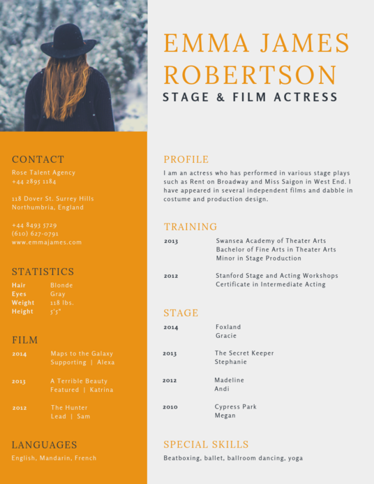 I will design irresistible CV and Resume that will land you a job