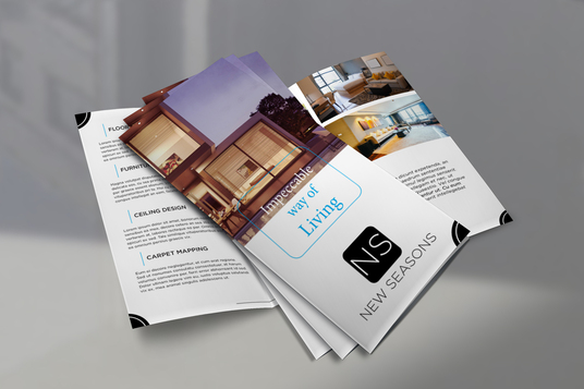 I will Design a Professional Print Ready Brochure