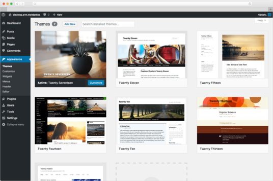 I will create business wordpress website for you
