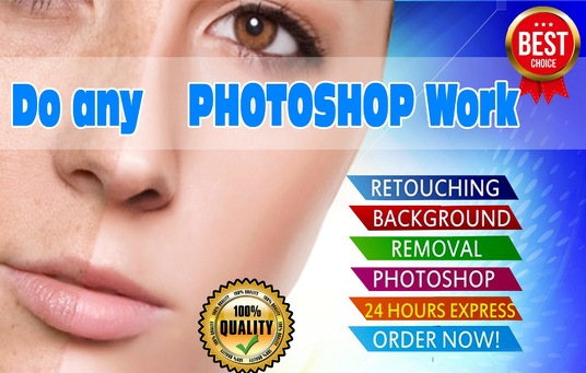 I will Do any photo editing for you super fast