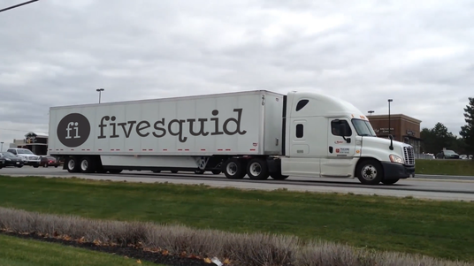 Add Your Business Logo Or Text On Truck Trailer Video