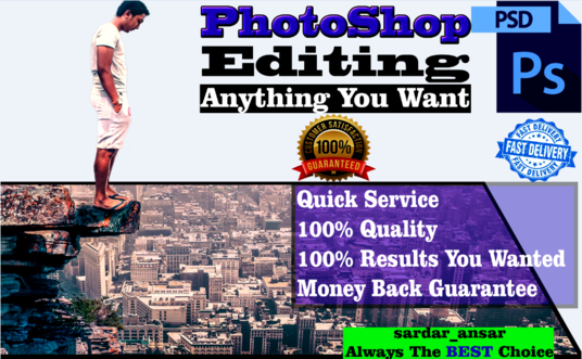 cccccc-do any type of Photoshop Editing Professionally