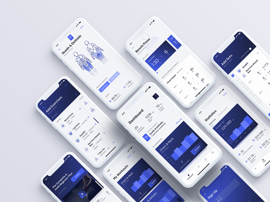 I will Create And Design A Modern Mobile App UI