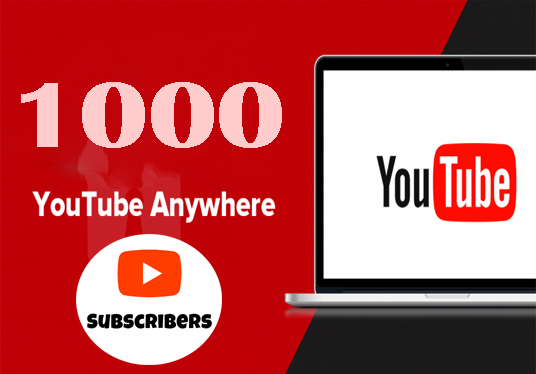 I will provide 1000+ Youtube Subscribers