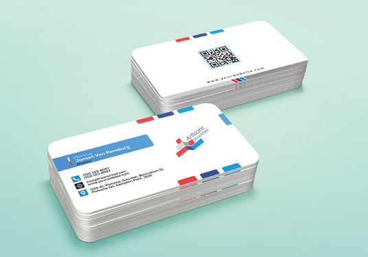 I will design unique  professional business card in 24 hours