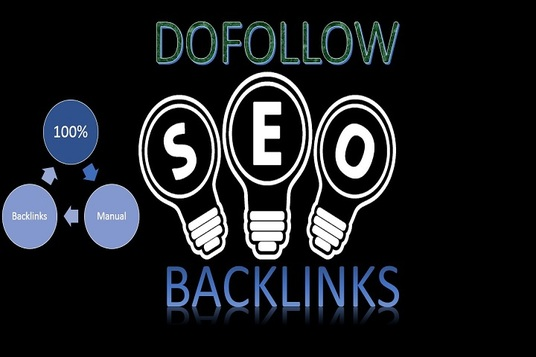 I will Do 50 Dofollow SEO Backlinks