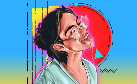 I will make your pic into cool cartoon portait in 24 hours
