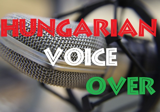 record Hungarian voice-over or narration