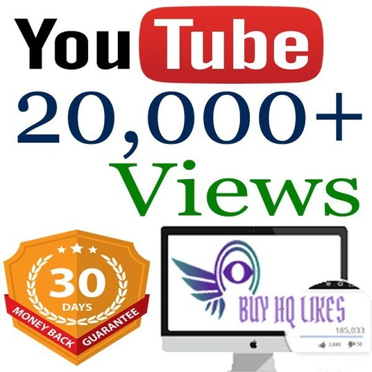 I will Give You 20k YouTube Views Instantly
