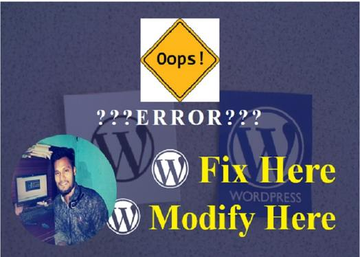 fix WordPress issues with Divi Avada be theme