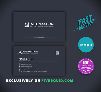 cccccc-design professional business card