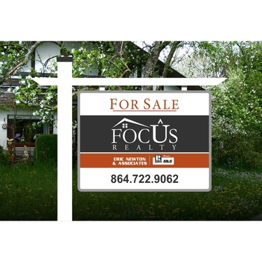 create smart 'For Sale' yard sign