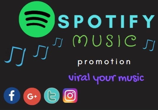 I will Provide 1100+ Spotify Plays