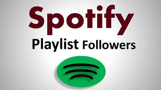 I will Add 1000+ Spotify Playlist Followers, Real & Active Users Guaranteed