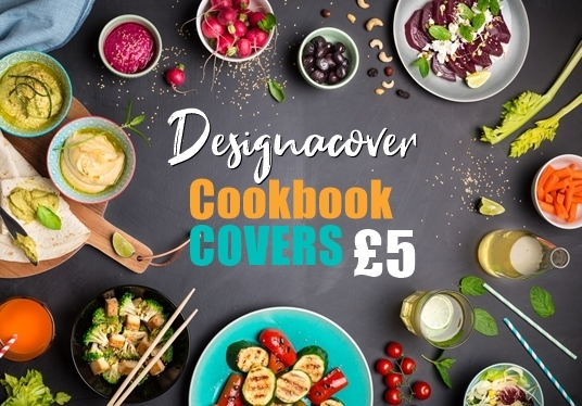 I will design a cover for your ebook cookbook
