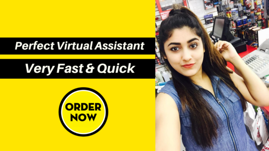 Be Your Perfect Virtual Assistant