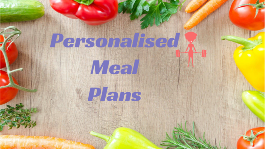 I will Create A Personalised 7 Day Eating Plan For Your Weight Loss Goal