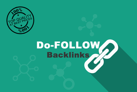 I will create 132+ DOFOLLOW High PR1-PR7 or DA 30+ Highly Authorized Google Dominating BACKLINKS