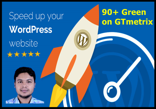 I will Speed up WordPress Site Professionally