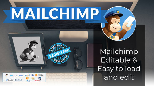 Design And Code Your Mailchimp Email