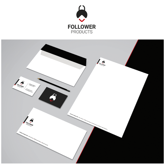 I will create Professional Logo and complete Stationery Designs